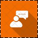 Communication Chat Comment Icon