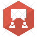 Chat Message Discussion Icon
