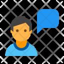 Communication Communicate Icon