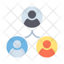 Communication Network Message Icon