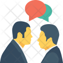 Communication Dialogue Talk Icon