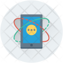 Mobile Smartphone Communication Icon