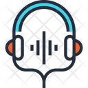 Communication Entertainment Headphones Icon