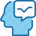 Communication Human Mind Icon