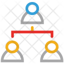 Communication Networking Network Icon