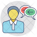 Communication Informations Connection Icon