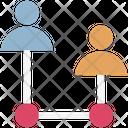Communication User Talking Icon