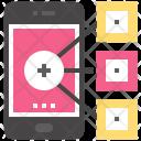 Communication Digital Phone Icon
