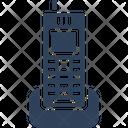 Communication Cordless Phone Digital Phone Icon