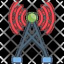 Communication Antenna Communication Tower Wireless Communication Tower Icon