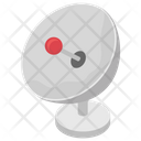 Communication Dish Icon