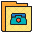 Communication Folder Icon