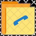 Connect Phone Folder Icon