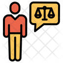 Communication Judgement Icon