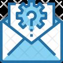 Communication Management Optimization Icon