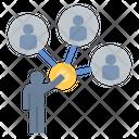 Communication Community Connection Icon