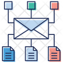 Messaging Email Communication Communication Network Icon