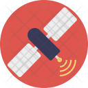Communication Satellite Icon