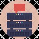 Communication Server Web Icon