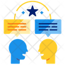Communication skill Icon