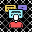 Communication Skill Communication Soft Icon