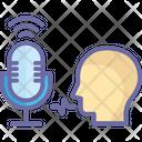 Communication Sound Voice Voice Message Icon