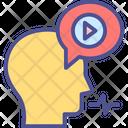 Communication Sound Icon