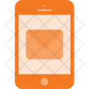 Communication through mobile Icon