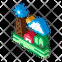 Communication Tower Village Icon