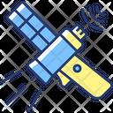 Satellite Communication Artificial Icon