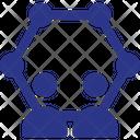 Communities Networks Community Icon