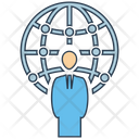 Communities Networks Icon