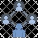 Community Network Social Icon