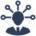 Community Connections Social Network Icon