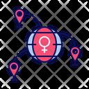 Woman Community Icon