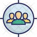 Community Business People Icon
