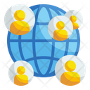 Community Social Network Icon