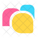 Icon Community Abstract Primitive Icon