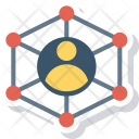 Community Connection Network Icon