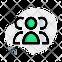 Community Group Management Icon