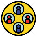 Community Social Group Icon