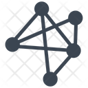 Connection Network Link Icon