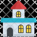 Community Hall Icon