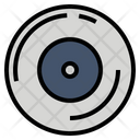 Compack Disk Icon