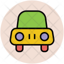 Compact Car Vehicle Icon