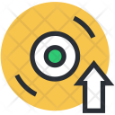 Compact Disk Dvd Icon