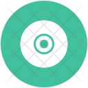 Compact Cd Disk Icon