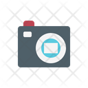 Compact Camera Photography Icon