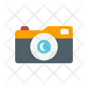 Mirrorless Compact Camera Icon
