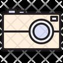 Compact Camera Photo Film Icon